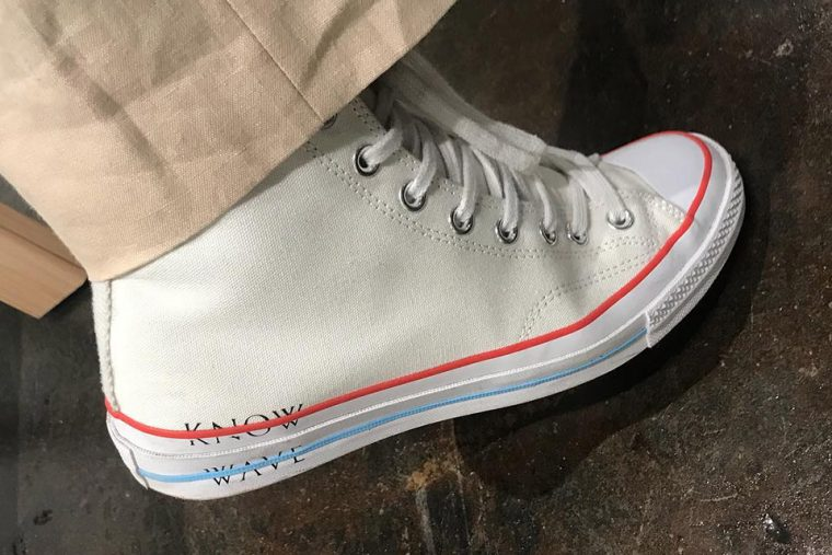 Know Wave Converse