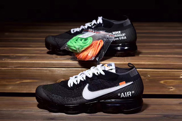 Discover the box of the Off White x Nike Air Vapormax | WAVE®