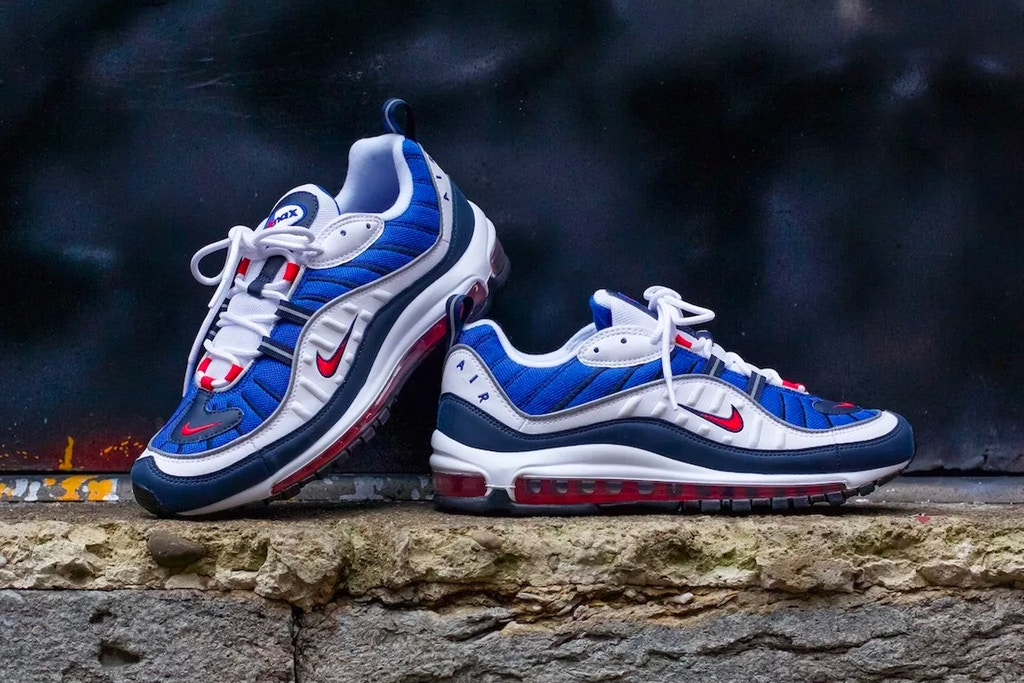 La Nike Air Max 98 Gundam : Closer look & release date | WAVE®