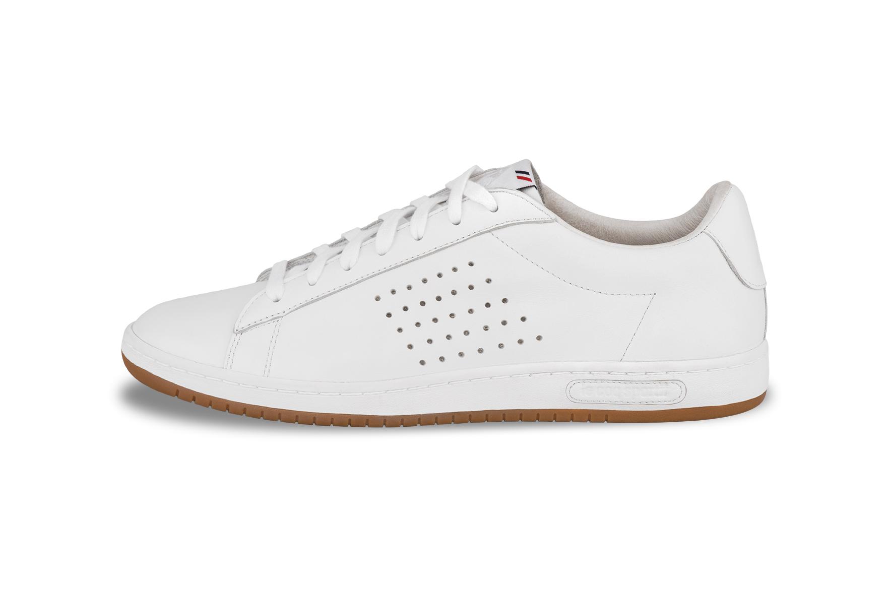 le coq sportif arthur ashe made in france colette 08 sneakers addict. Black Bedroom Furniture Sets. Home Design Ideas