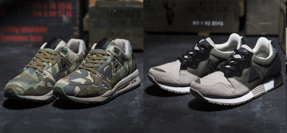le coq sportif × KICKS LAB.
