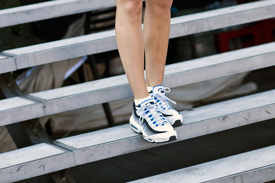 Les 15 meilleures Sneakers portées durant la Fashion Week PrintempsEté 2016 de Copenhague