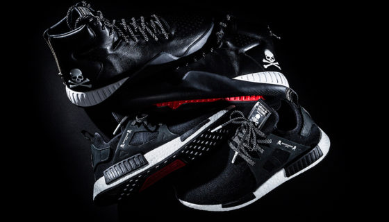 mastermind JAPAN x adidas Originals 2016 Collaboration