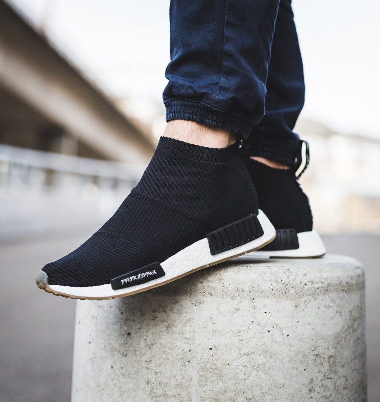 Mikitype x United Arrows x Adidas NMD CS1 Primeknit
