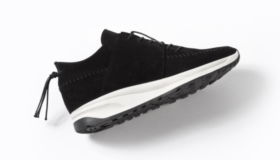 "N.D.G. Studio Native Run ""Black/Suede"""