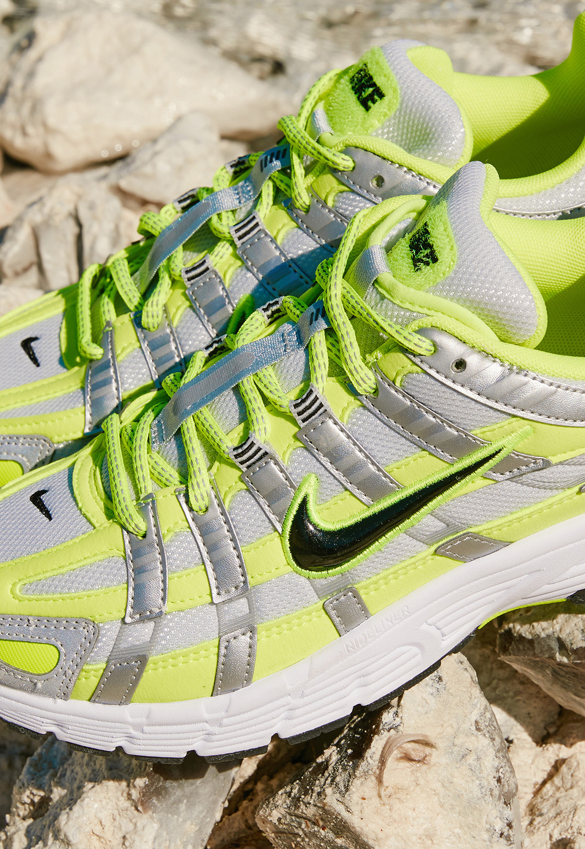NAKED drop une Nike P 6000 Silver Volt exclusive | WAVE®