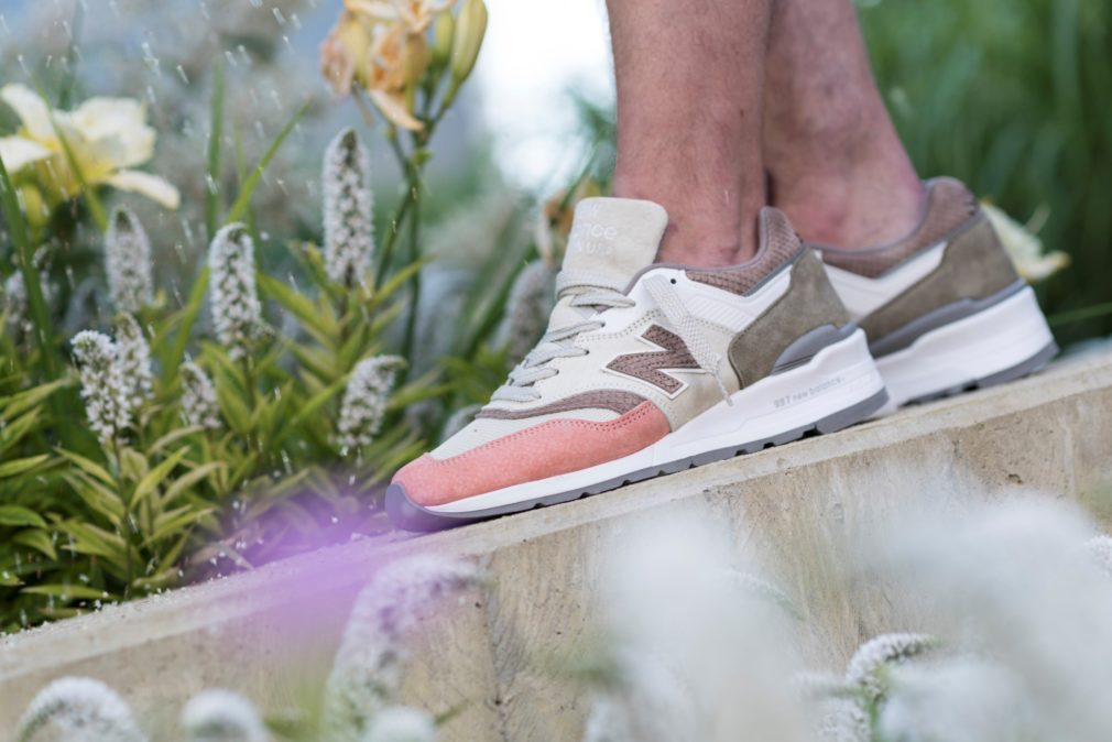 New Balance 997 CSU Made In USA