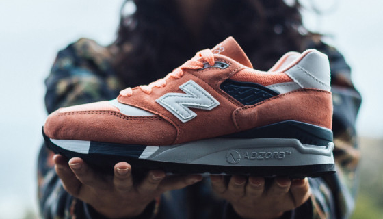 New Balance 998 Made In USA – New Custom Program