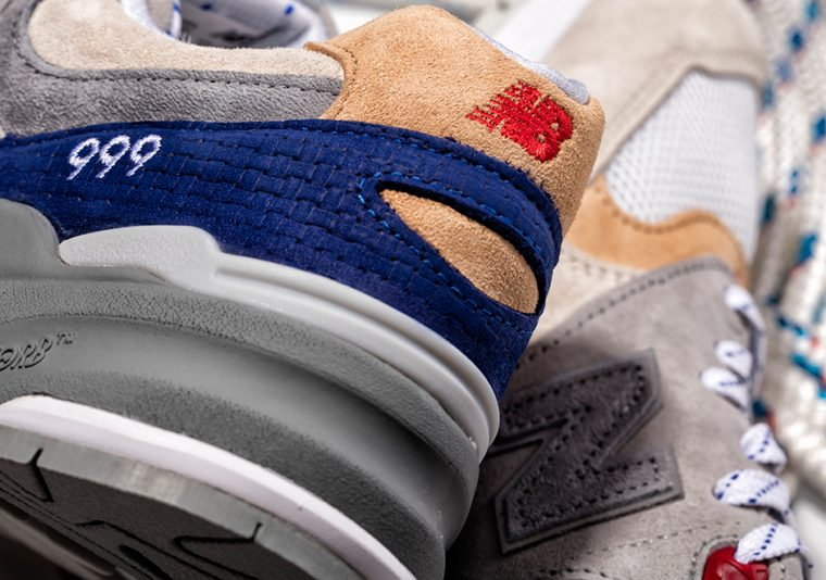 Concepts New Balance 999 « Kennedy »
