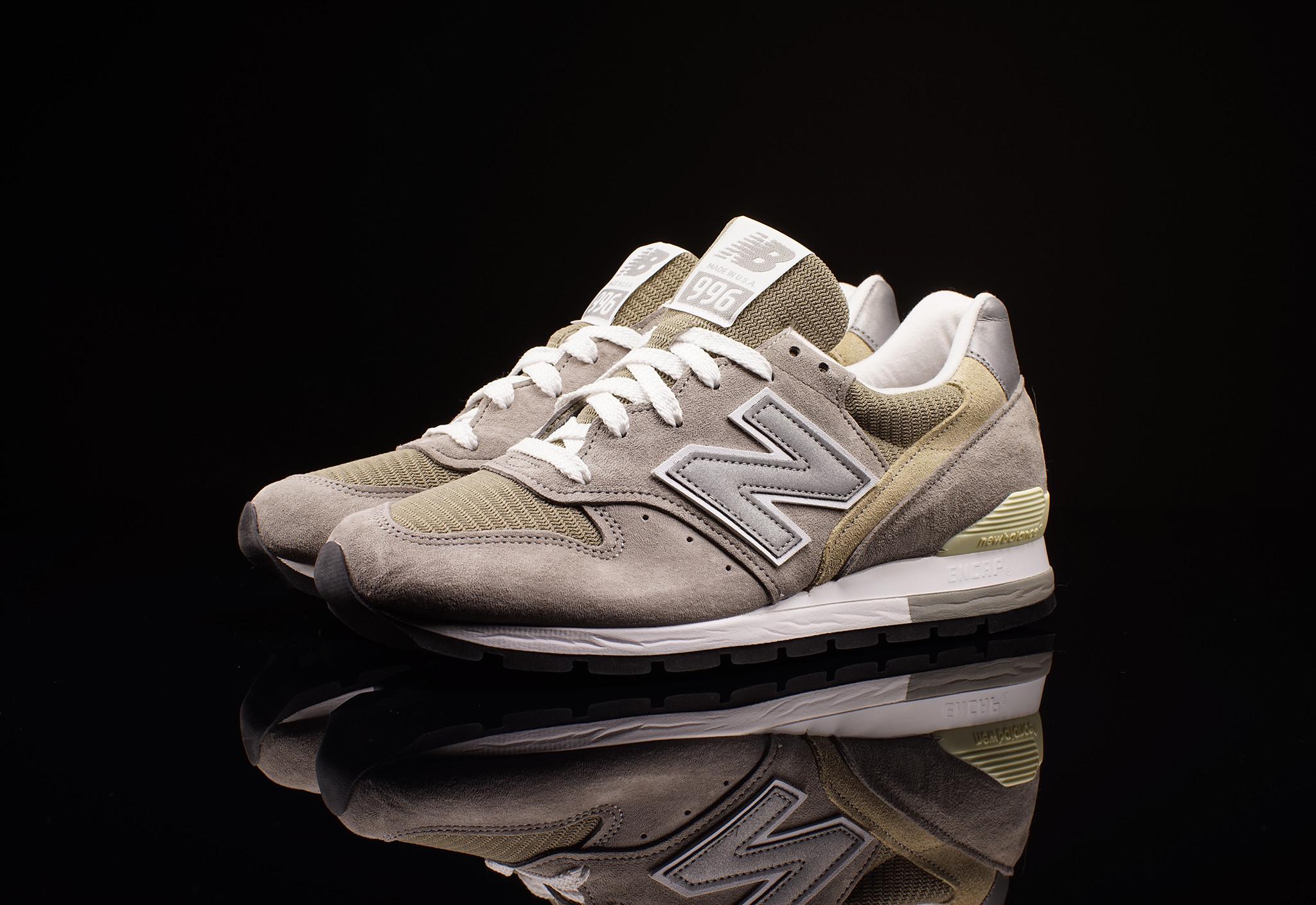 New Balance M996 Quot Pigskin Quot Og Sneakers Addict