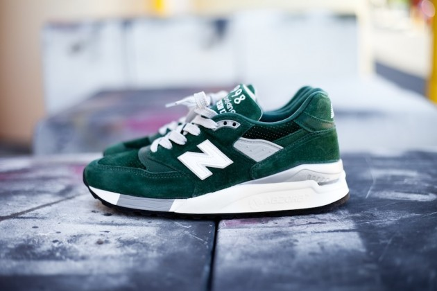 New Balance M998bb Quot Forest Green Quot Wave 174