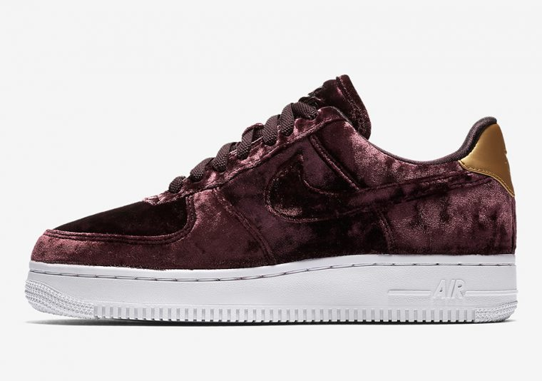nike air force 1 bordeaux low
