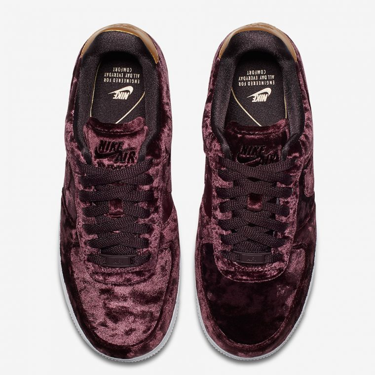 Air Pack 1 Plush Force Nike VelvetRelease Low Date 2WHDI9EY
