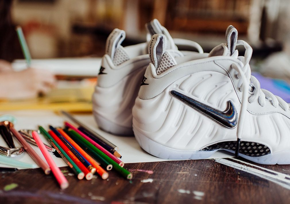 Nike Air Foamposite Pro All Star