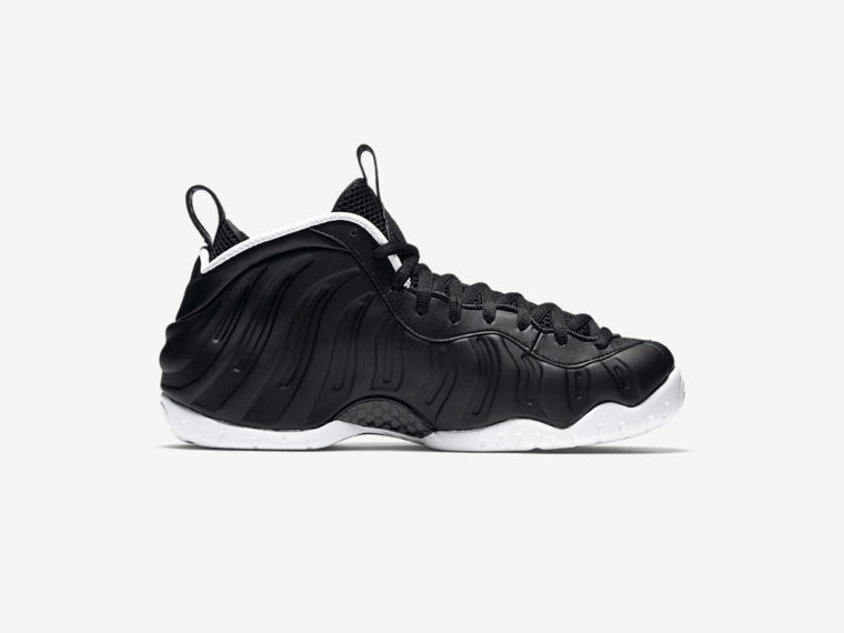 Nike Air Foamposite Black