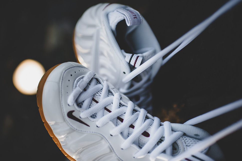 Nike Air Foamposite Pro White Gucci (Detailed Pics & Release Info)