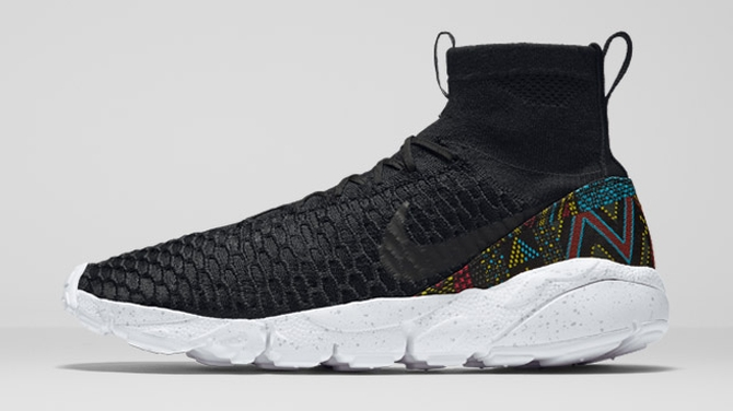 Nike Air Footscape Magista Black History Month