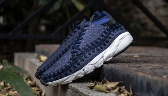 "Nike Air Footscape Woven Chukka SE ""Denim"""
