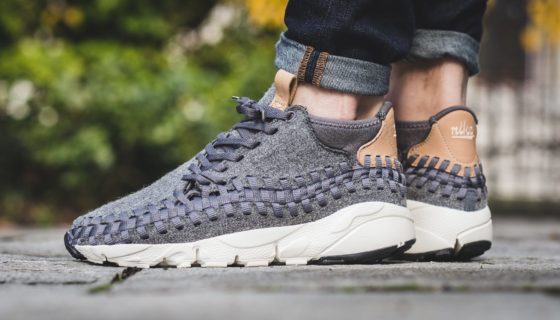 Nike Air Footscape Woven Chukka Release Reminder