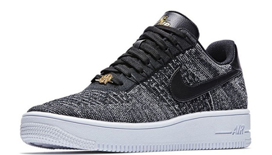 Nike Air Force 1 Low Flyknit Edition Quai 54