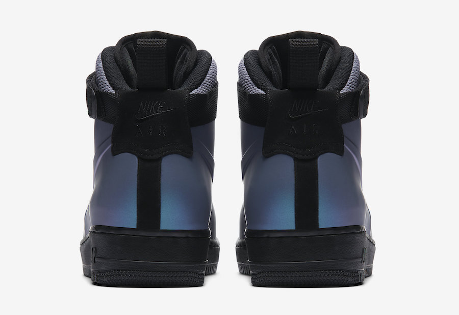 Nike Air Force 1 Foamposite Light Carbon : Release Date | WAVE®