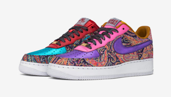 Nike Air Force 1 ID Bespoke SagerStrong