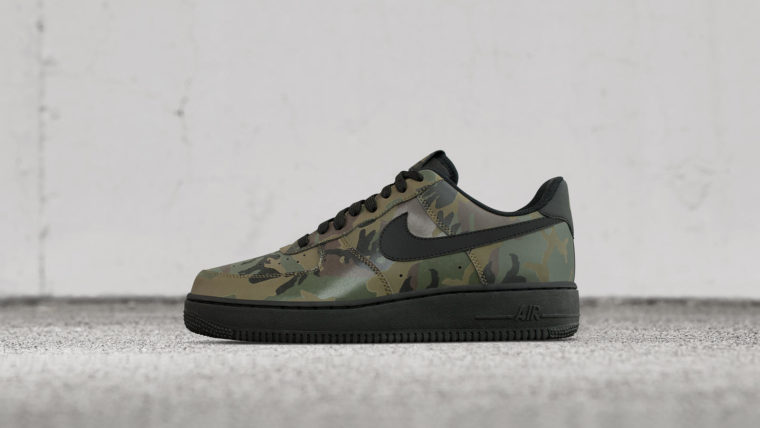 Nike Air Force 1 Low Camo ID