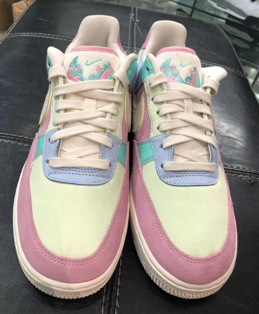 Low Easter Force 1 EggWave® Air Nike v08OmNnw