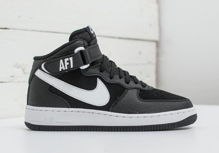 "Nike Air Force 1 Mid ""AF1 logo"""
