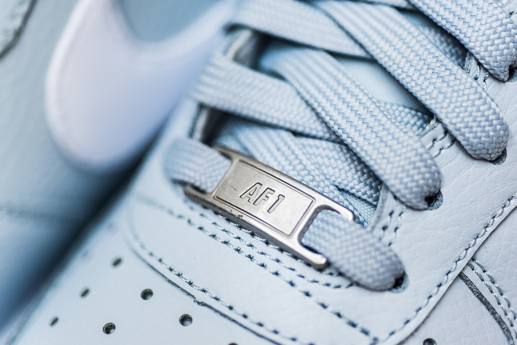 Nike Air Force 1 - Pure Platinum/White