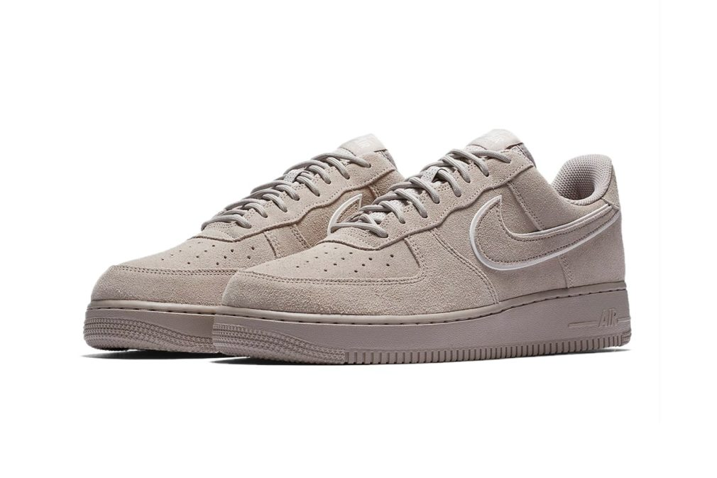 Nike Air Force 1 Low Suede Pack
