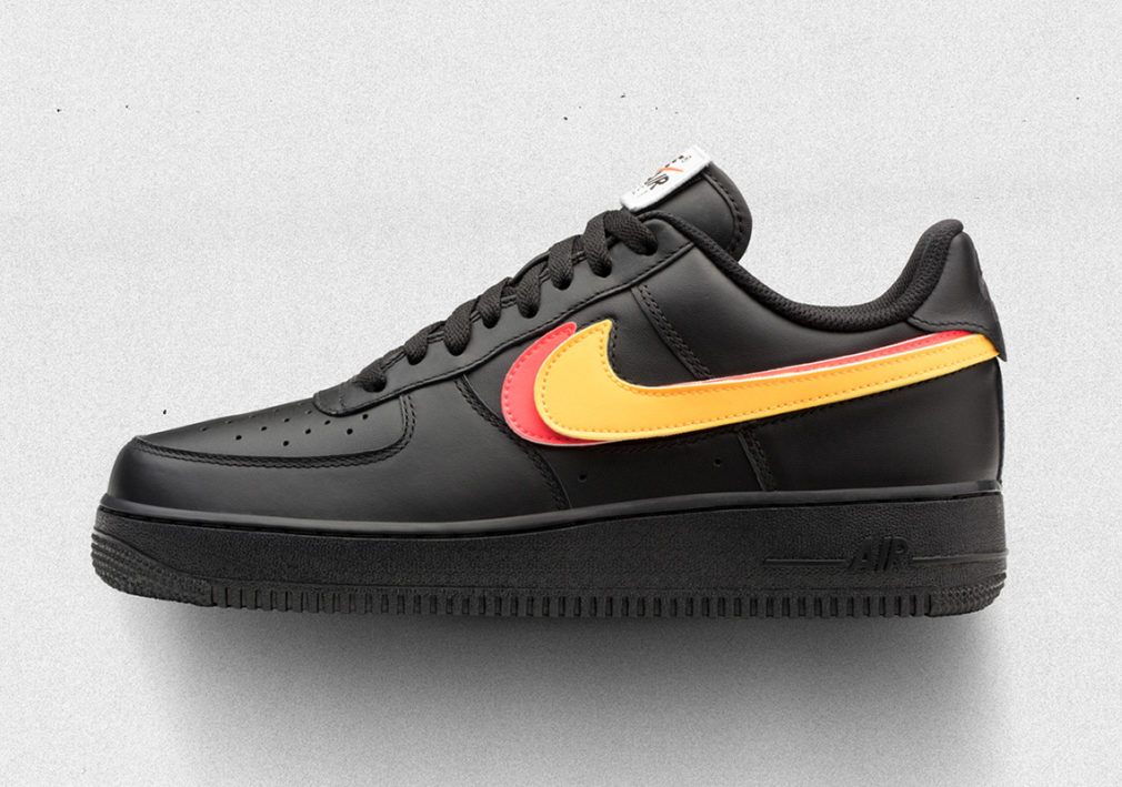 Nike Air Force 1 Swoosh Flavors Pack
