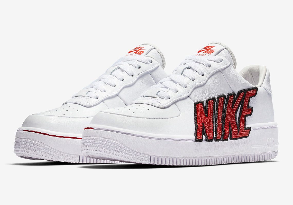 nike wmns air force 1 upstep lx pack release date. Black Bedroom Furniture Sets. Home Design Ideas
