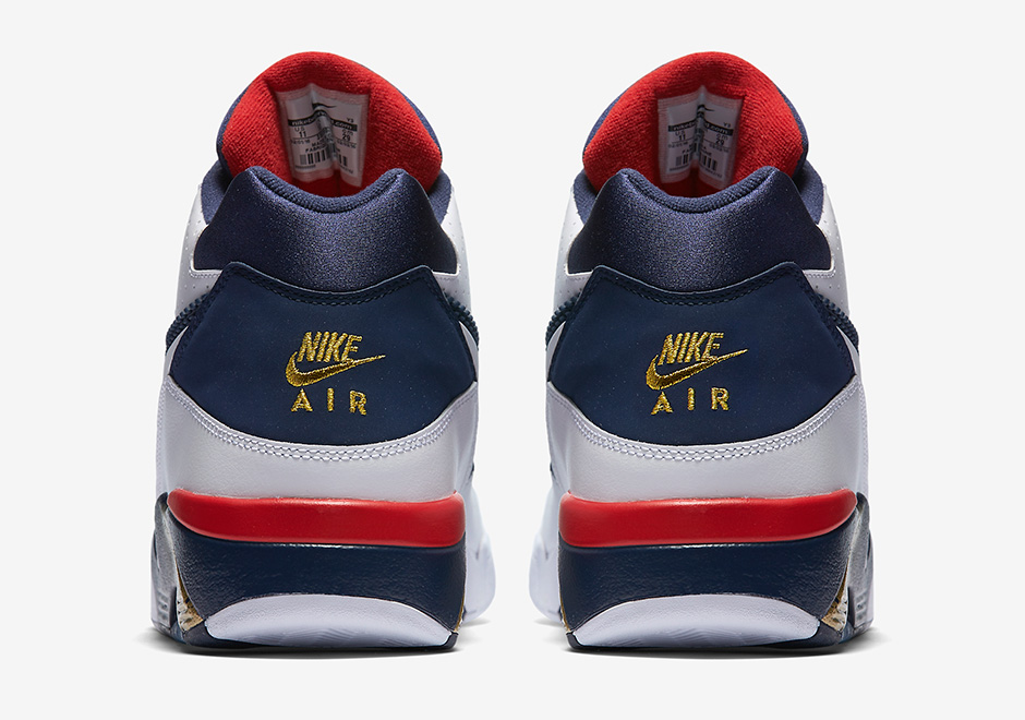 Nike Air Force 180 Olympic Retro 2016