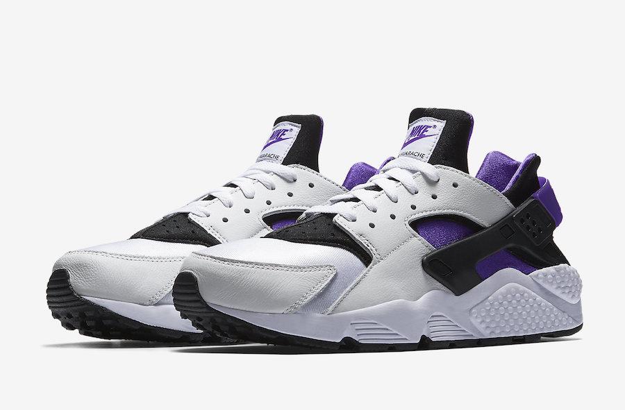 Le Retour Purple De La Nike Air Huarache Purple Retour Punch Og Wave® f4876f