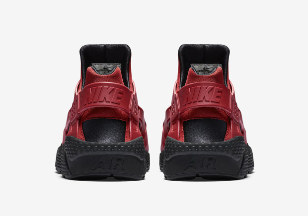 "Nike Air Huarache Run Premium ""Gym Red"""
