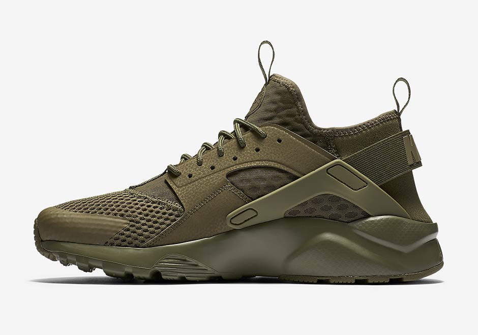 Nike Air Huarache Ultra BR Medium Olive