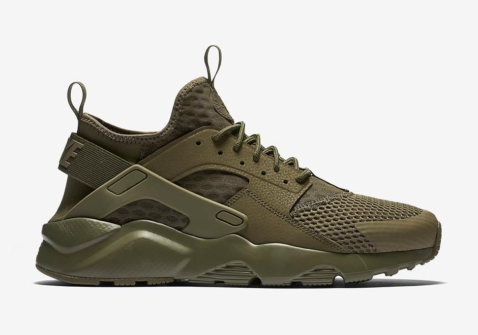 Nike Air Huarache Ultra Breathe Medium Olive