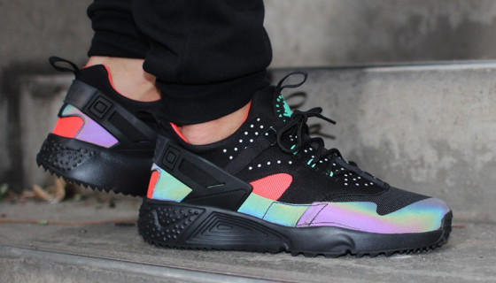 Nike Air Huarache Utility : New Colorways