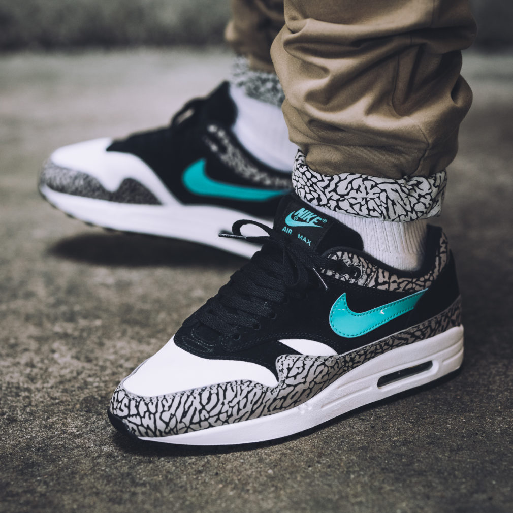 nike air max 1 atmos elephant retro release reminder. Black Bedroom Furniture Sets. Home Design Ideas