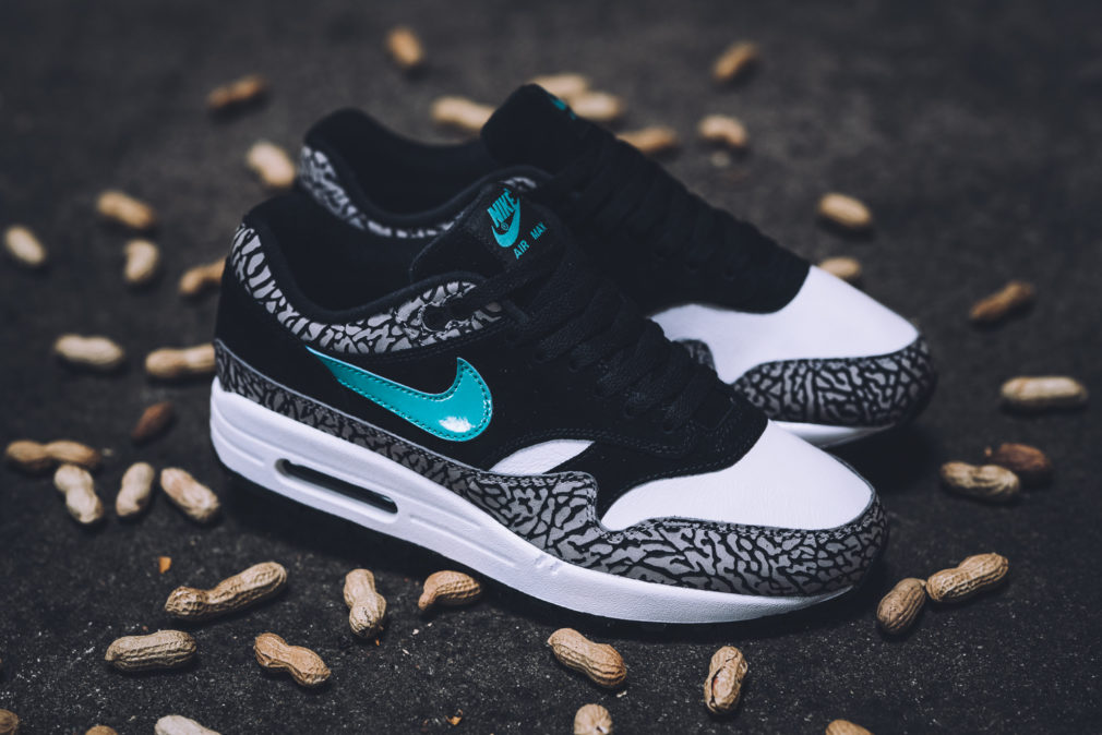 Nike Air Max 1 Atmos Elephant Retro 2017