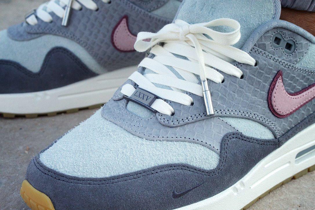 Nike Air Max 1 Bespoke ID Paris : On Feet   WAVE®