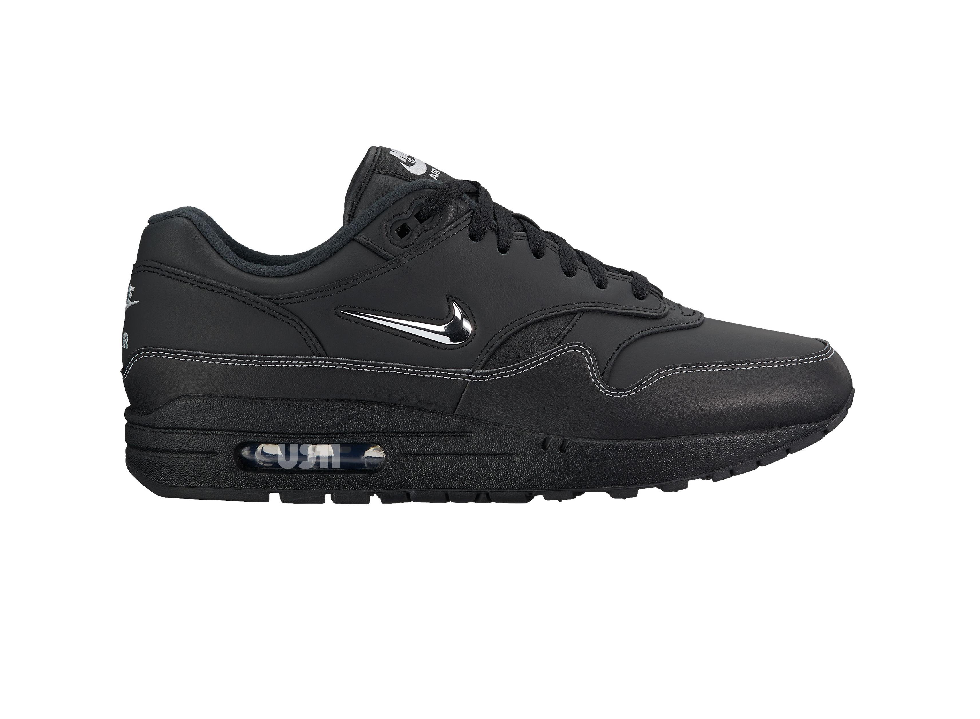 c0b9073ed9c Nike Air Max 1 Jewel   4 nouveaux coloris