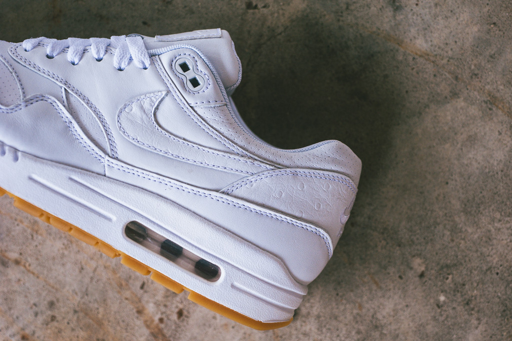 Nike Air Max 1 Leather Pa Ostrich Sneakers Addict