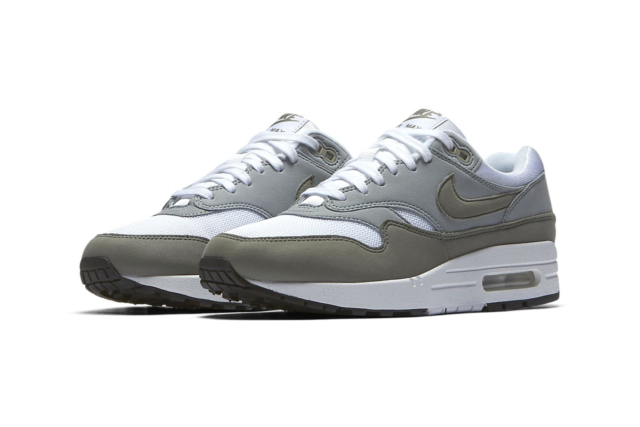 Nike Air Max 1 Light Pumice and Dark Stucco