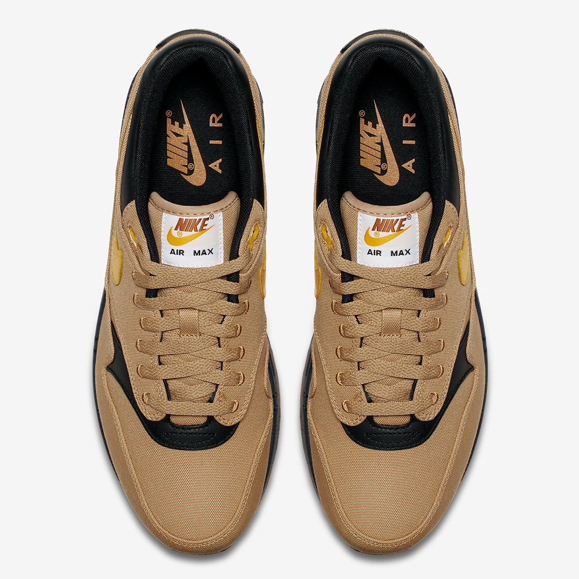 finest selection 431f3 4c296 Nike Air Max 1 Logo 93 Pack  Release Date