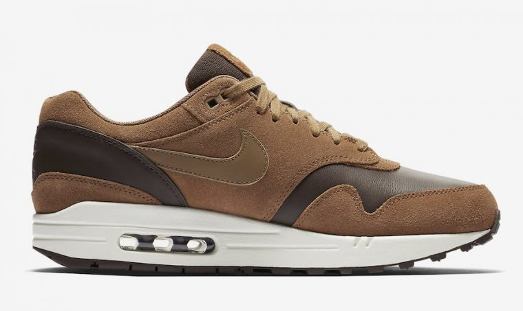 Nike Air Max 1 Pale Brown