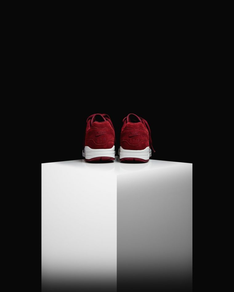 Nike Air Max 1 PRM SC Jewel Deep Red