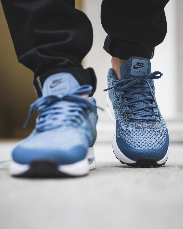Nike Air Max 1 Ultra Flyknit Ocean Fog | WAVE®