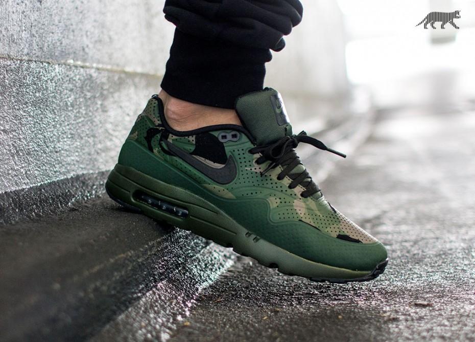 "Nike Air Max 1 Ultra Moire ""Camo Green"" | WAVE®"